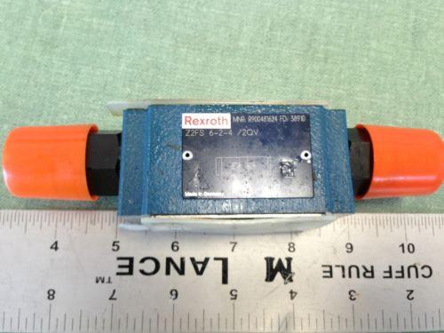 REXROTH HYDRAULIC CHECK VALVE  Z2FS 6-2-4/2QV MNR R900481624 FD 38910