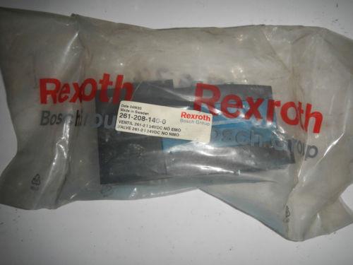 Rexroth Air Valve # 261-208-140-0