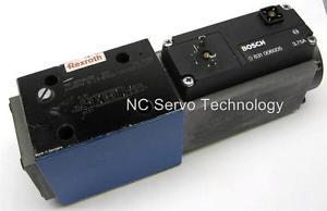 Rexroth 4WRPH10C3B100L-20/G24Z4/M Bosch 0811-404-059 Prop Valve Rebuilt