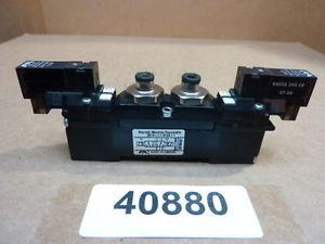 Rexroth Pneumatic Valve 2518-1-9120-1 Used #40880