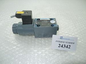4/2 way valve Rexroth  4WE 6 D61/EG24N9K4, Battenfeld used spare parts