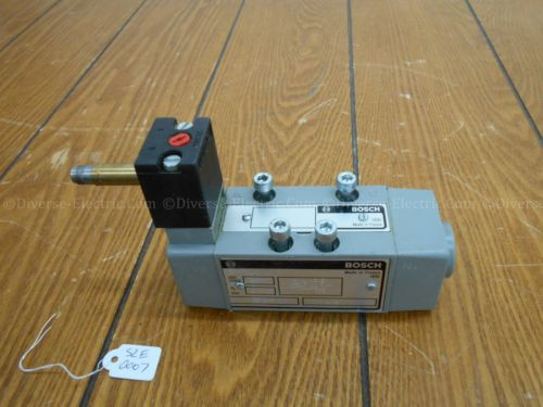Bosch B 820 048 012 Solenoid Valve, no coil, Clean used and working