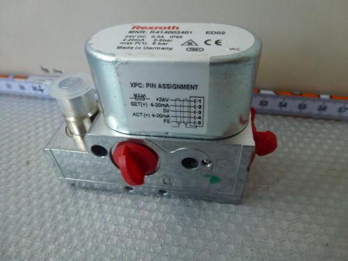 Rexroth R414002401 Pressure regulation valve Series ED02 unused delivery free