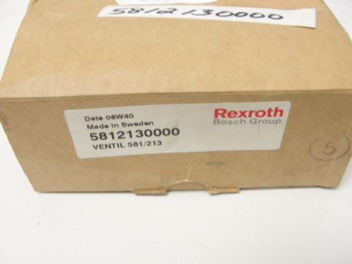 origin Rexroth 5812130000 Pneumatic Valve Manifold