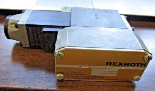 Origin REXROTH HYDRONORMA VALVE 4WE6EA51/AW120-60N9DV/5