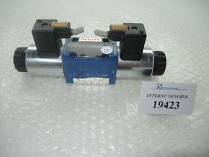 4/3 way valve Rexroth  4WE 6 J62/EG24N9K4, Battenfeld used spare parts