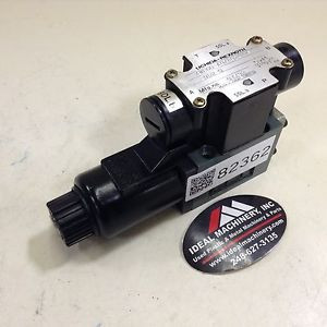 Rexroth Hydraulic Directional Valve 4WE6D-A0/AG24NPS-952-0 Used #82362