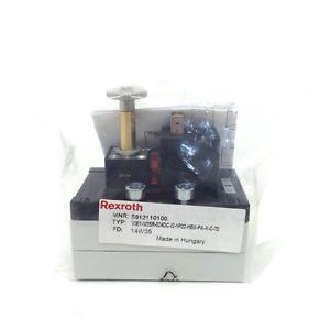 Solenoid Valve 5812110100 Rexroth V581-5/2SR-024DC-I2-1P22-HBX-PA-X-C-T0