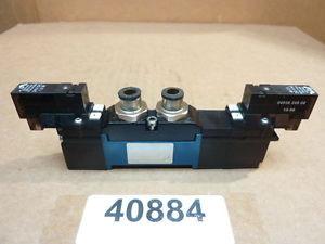Rexroth Pneumatic Valve 2518-1-9130-1 Used #40884