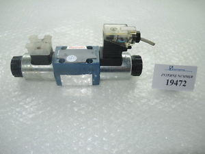 4/3 way valve Rexroth  4WE 6 E62/EG24N9K4, Battenfeld used spare parts