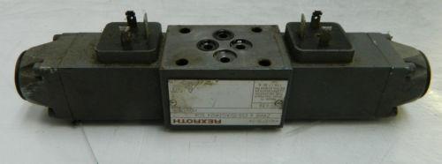 Rexroth Z4WE 6 E53-20/AG24NZ4 S06 Valve, Used, WARRANTY