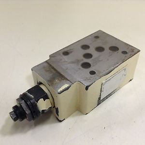 Rexroth Hydraulic Valve ZDB10VA2-40/200V Used #79072