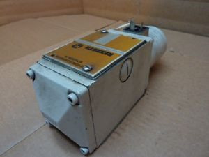 Rexroth Valve 5-4WE10C11/LG24N9K4/A12V Used #2726