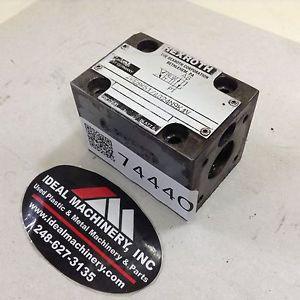 Rexroth Valve 4WE6W51/AG24N9K4V Used #74440