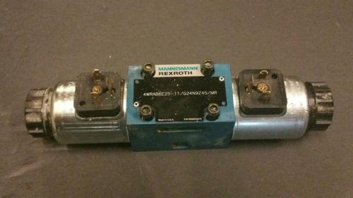 Mannesmann Rexroth Directional Valve P/N RR00009279