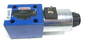 REXROTH DIRECTIONAL CONTROL VALVE 4WE 10 Y33/CG125N9K4/V / R900923843