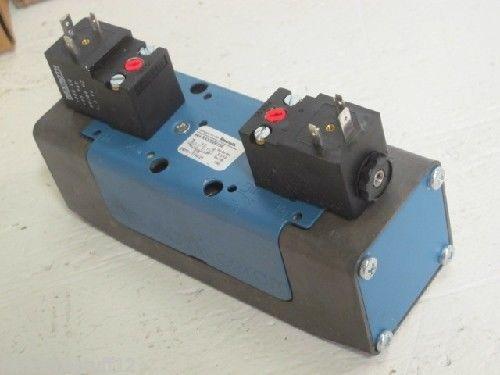 BOSCH REXROTH CERAM R432006196 SOLENOID VALVE 150-PSI  Origin IN BOX