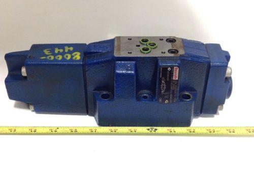 REXROTH SOLENOID VALVE 4WRZE 16 E100-70/6EG24B9ETK31/ A1D3WG152V