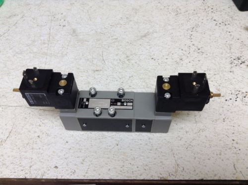 Rexroth Bosch 0-820-027-126 24 VDC 48 VAC Control Valve 0820027126 1824210223