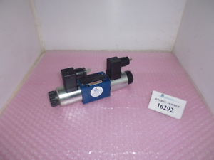4/3 way valve Rexroth  4WE 6 G73-62/EG24N9K4, Arburg spare parts