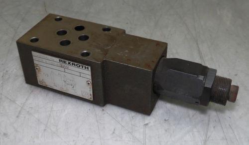 Rexroth Valve, ZDB 6 VB2-40/100V, Used, Warranty