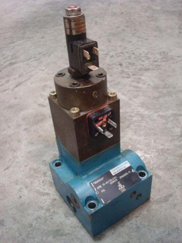 USED Mannesmann Rexroth 2FRE 10-43/50LZ4M Solenoid Valve 00415446
