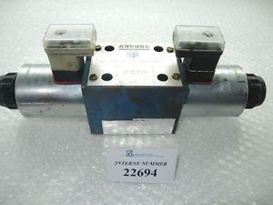 Way valve SN 83735, Rexroth  5-4WE 10 E34-32/CG24N9K4, Arburg spare parts