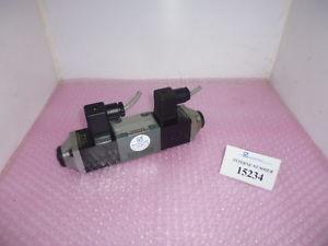 4/3 way valve Rexroth  4WE 6 G51/BG24NK4, Arburg used spare parts