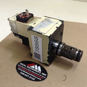 Rexroth Valve FE16C20/190LM Used #78868
