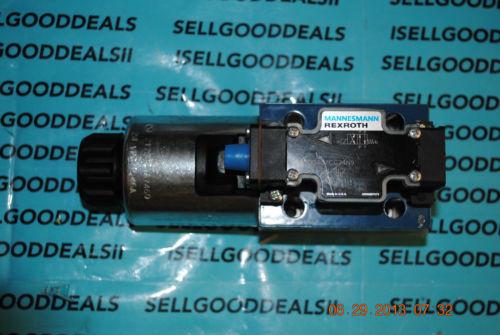 Mannesmann Rexroth 4WE10D40/CG24N9DK24L2 Hydraulic Valve 24VDC origin
