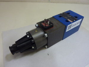 Rexroth Proportional Relief Valve DBETB-10/180G24K4M Used #66069