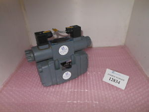 Pilot controlled way valve Rexroth Nr 4WEH 10 J45 + Nr 4WE 6 J62, Battenfeld
