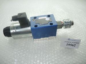 Surveilled way valve Rexroth  5-4WE 10 D33/CG24K4QMBG24, incl GIV50, Demag