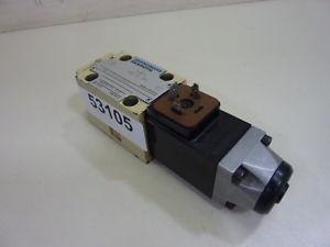 Rexroth Valve 3WE6B53/AG24NZ5L Used #53105