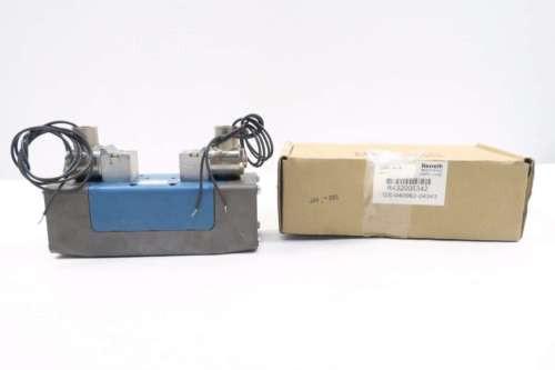 Origin REXROTH R432006342 CERAM 150PSI 120V-AC SOLENOID VALVE D538115