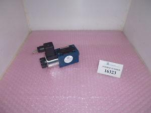 4/2 way valve Rexroth  4WE 6 D60SG24N9K4/V, Demag used spare parts