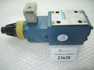 Proportional valve Rexroth  4WRE10EA32-13/24Z4/M-425, throttle valve, Arburg
