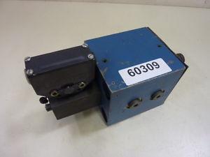 Rexroth Pressure Relief Valve LFA32QR10-62/CA40D Used #60309