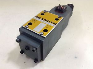 Rexroth Directional Valve 4WRE10EA64-11/24Z4/M-193 Used #80813