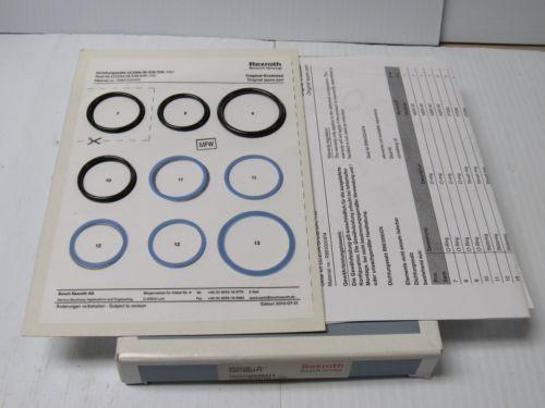 Origin REXROTH HYDROTECH HYDRAULIC VALVE SEAL KIT R961000474