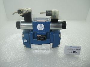 Pilot controlled way valve Rexroth Nr 4WEH 10 R45 + Nr 4WE 6 J62, Battenfeld