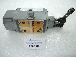 Safety gate surveillance valve Rexroth  5-4WMRB10X70-11/Y3 Engel ES 80/35 HL