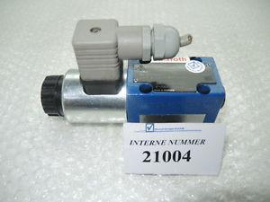 4/2 way valve Rexroth  4WE 6 UA62/EG24N9K4, Engel injection molding machines