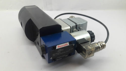 Rexroth 4 We 6 Jb62/Eg24n9k4 S094 Solenoid Operated Directional Control Valve2