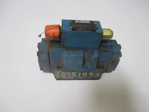 REXROTH DRC 5-52/50YV SO177 VALVE USED