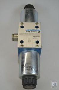 MANNESMANN REXROTH 4WE 10 C32/OCG24 Hydraulikventil / Hydraulic valve