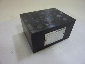 Rexroth Check Valve Z1S10T1-32/V Used #63916