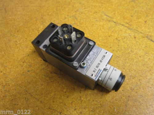 MANNESMANN REXROTH HED-4-OP 16/50-Z-14 Pressure Switch 250V AC 5A 125VDC
