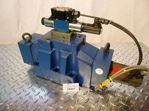 Hydraulic valve Rexroth Nr 4WRTE35R5-1000L-41/6EG24TK31, 4WRTE-42/M