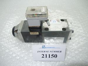 4/2 way valve SN 45787, Rexroth  4WE6D52/BG24NK4, Arburg used spare parts